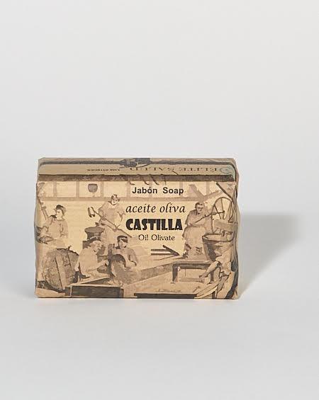 Jabón Antiguo de Castilla (Aceite de Oliva)
