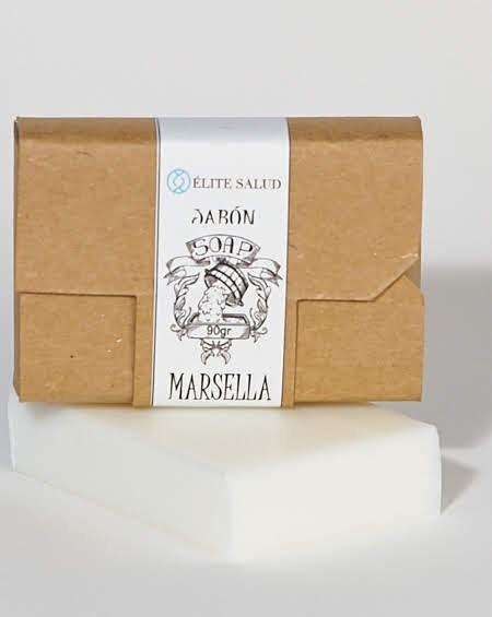 Jabón Antiguo de Marsella (Aceite de Coco y Oliva)