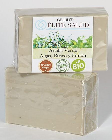 Jabón Anticelulítico Arcilla Verde