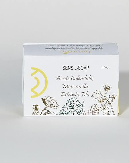 Jabón pieles sensibles