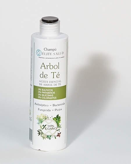 Champú árbol de té