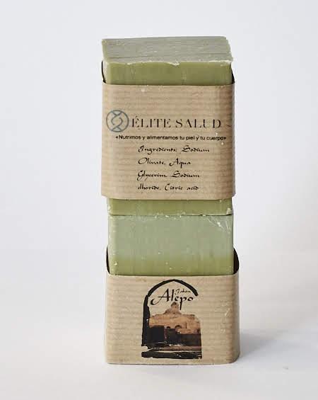 Jabón Antiguo de Alepo (aceite de oliva y laurel)