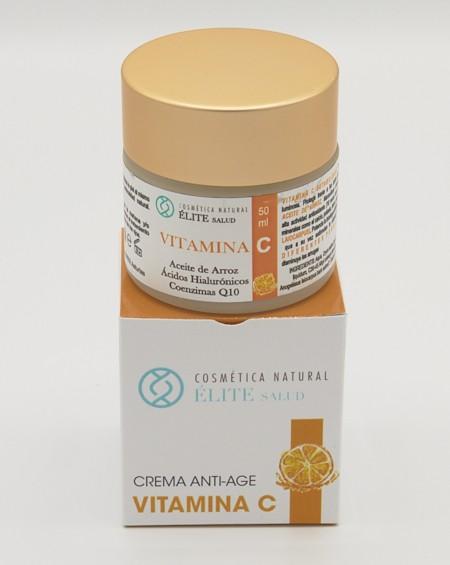 Crema Anti-Age Vitamina C
