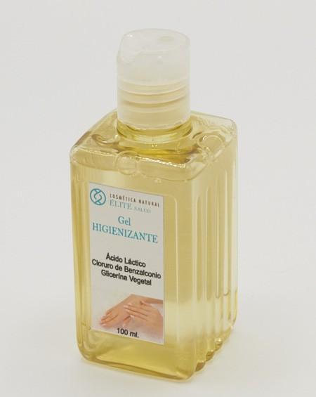 Gel higienizante (antiséptico y bactericida) - Covid19